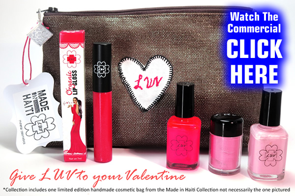 LUV Valentine's Day Collection