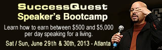 SuccessQuest Speaker's Bootcamp