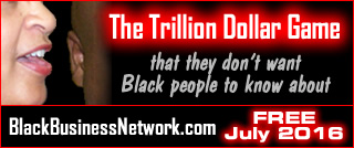 The Trillion Dollar Game (that they don't want Black people to know about)