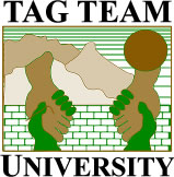 TAG TEAM University Logo
