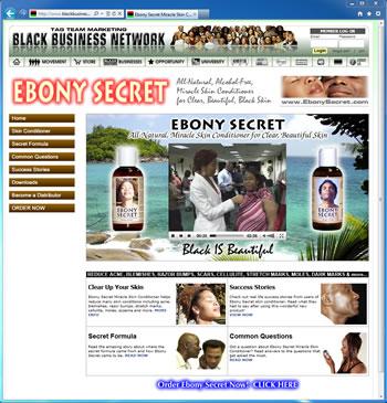 Ebony websites