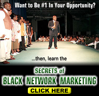 Secrets of Black Network Marketing Course